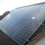 Solar Panels in Papworth Everard, Cambridgeshire