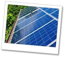 Solar PV Bedford installation