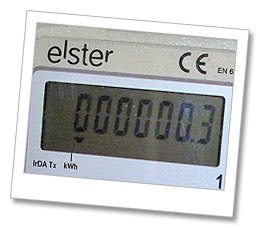 Solar Electricity Meter