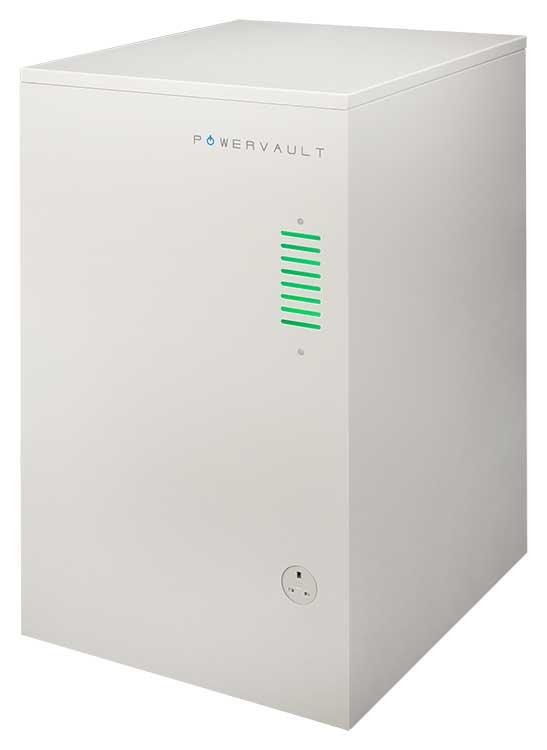 Powervault Energy Storage Electrasolar