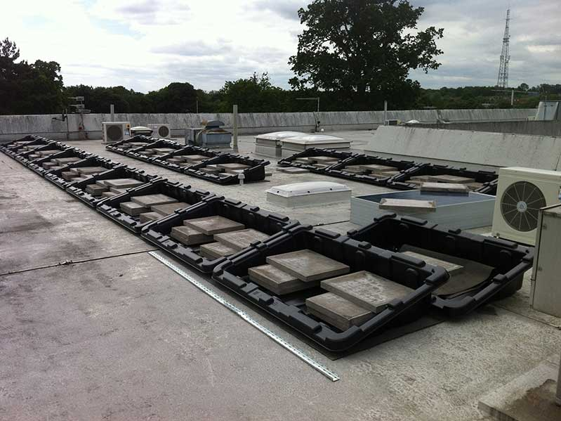 Solar panels on a flat roof page 3 - Roofs reason why you need a permanent one ...