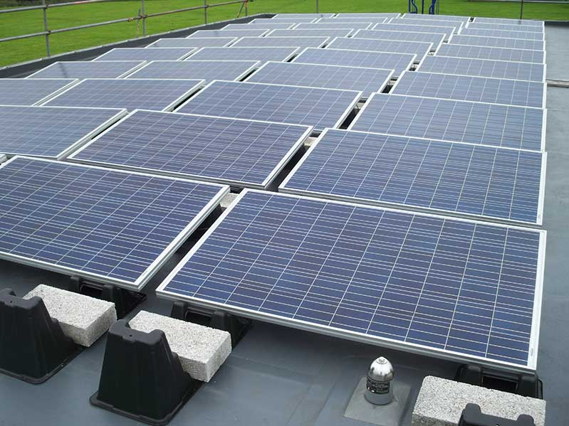 how to install solar panels on roof pdf