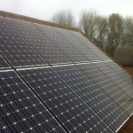 Solar PV Installation in Huntingdon