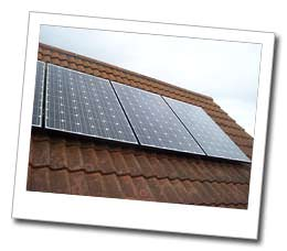Solar PV Bedford Installation - solar panels
