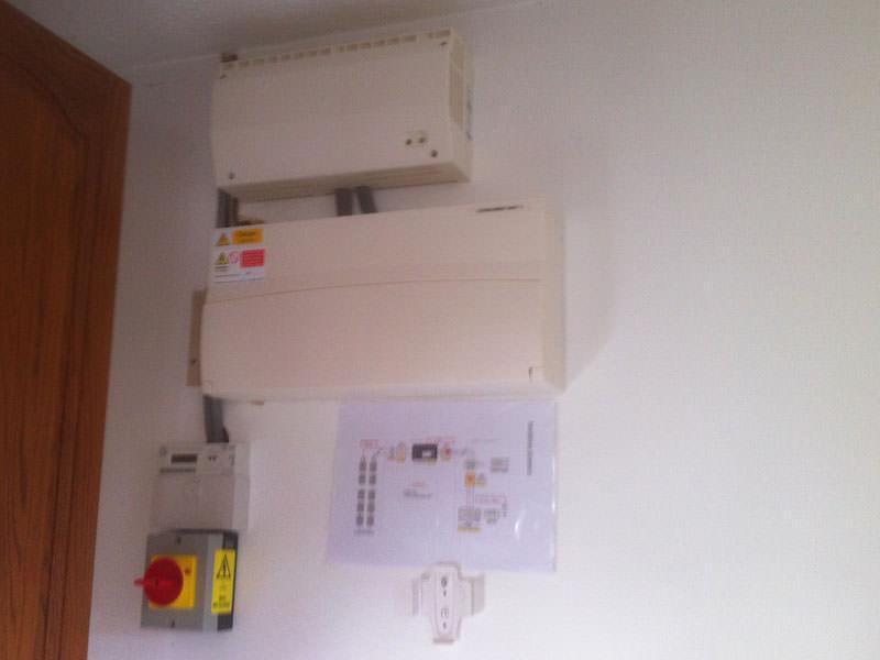 Solar Energy consumer unit