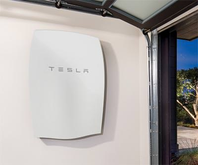 Tesla Powerwall Garage Electrasolar